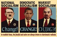 They all wanted change like Obama.